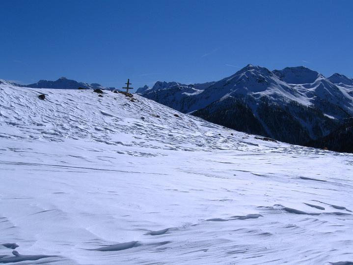 Foto: Andreas Koller / Ski Tour / Flimspitze (3113m) - Skidreitausender par excellence / 02.03.2009 19:38:20