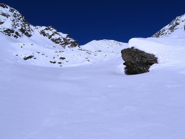 Foto: Andreas Koller / Ski Tour / Flimspitze (3113m) - Skidreitausender par excellence / 02.03.2009 19:37:52