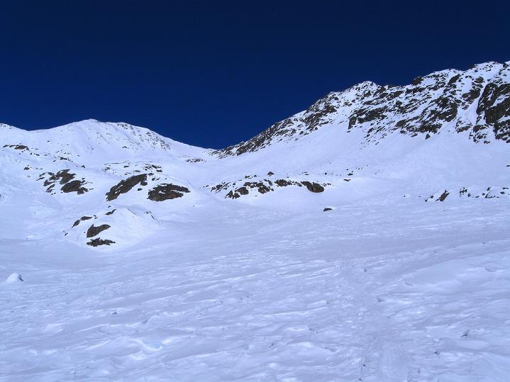 Foto: Andreas Koller / Ski Tour / Flimspitze (3113m) - Skidreitausender par excellence / 02.03.2009 19:37:35