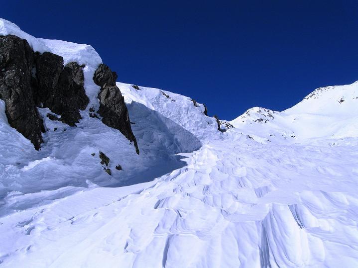 Foto: Andreas Koller / Ski Tour / Flimspitze (3113m) - Skidreitausender par excellence / 02.03.2009 19:37:17