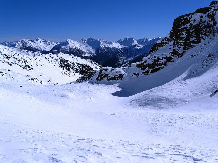 Foto: Andreas Koller / Ski Tour / Flimspitze (3113m) - Skidreitausender par excellence / 02.03.2009 19:36:50
