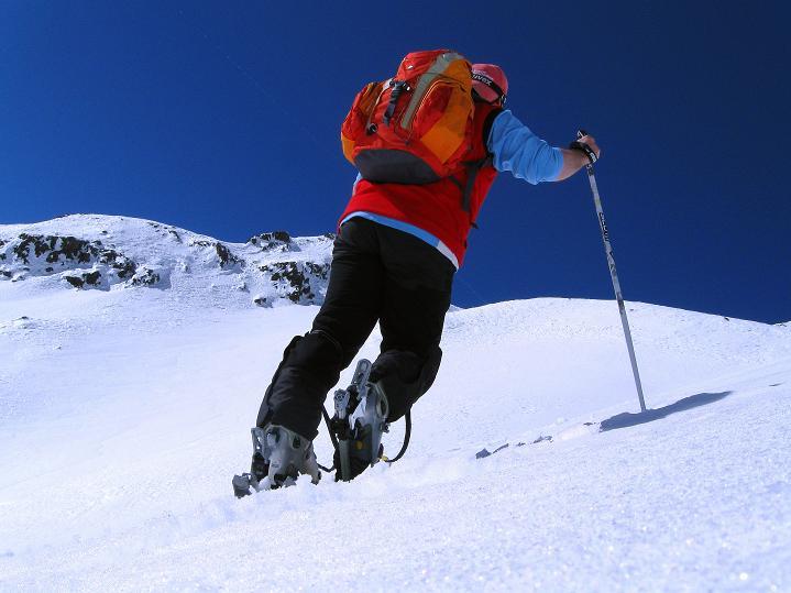 Foto: Andreas Koller / Ski Tour / Flimspitze (3113m) - Skidreitausender par excellence / 02.03.2009 19:36:43