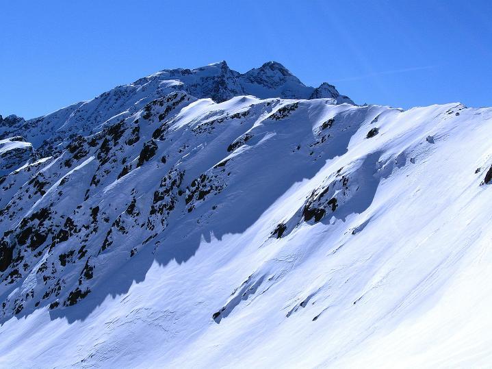 Foto: Andreas Koller / Ski Tour / Flimspitze (3113m) - Skidreitausender par excellence / Zufrittspitze (3439 m) / 02.03.2009 19:32:55