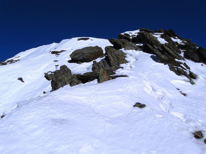 Foto: Andreas Koller / Ski Tour / Flimspitze (3113m) - Skidreitausender par excellence / SW-Grat / 02.03.2009 19:29:59