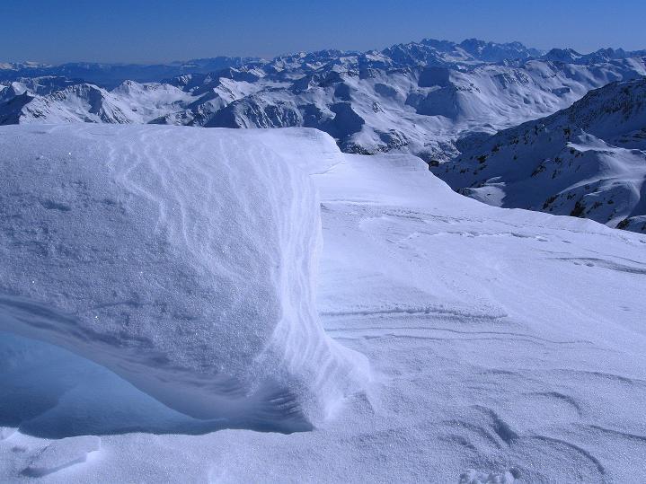 Foto: Andreas Koller / Ski Tour / Flimspitze (3113m) - Skidreitausender par excellence / 02.03.2009 19:28:52