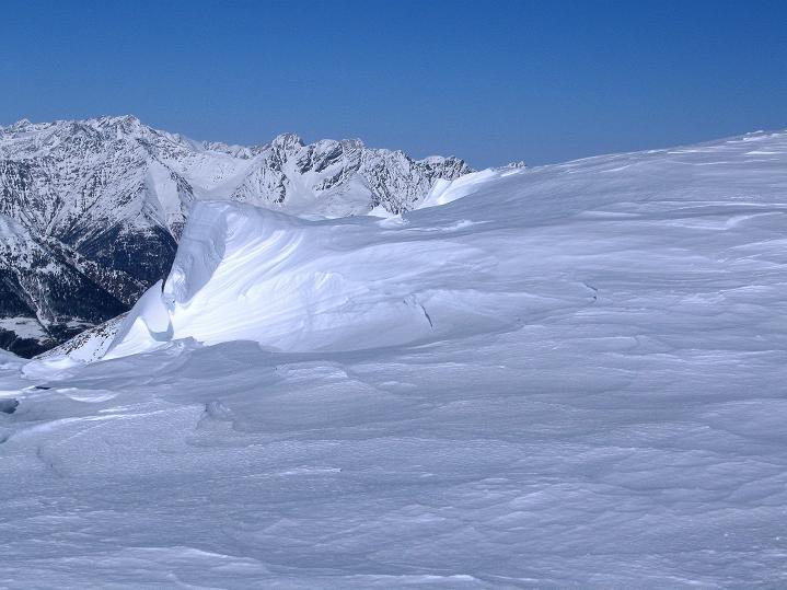 Foto: Andreas Koller / Ski Tour / Flimspitze (3113m) - Skidreitausender par excellence / Ötztaler Alpen / 02.03.2009 19:27:45