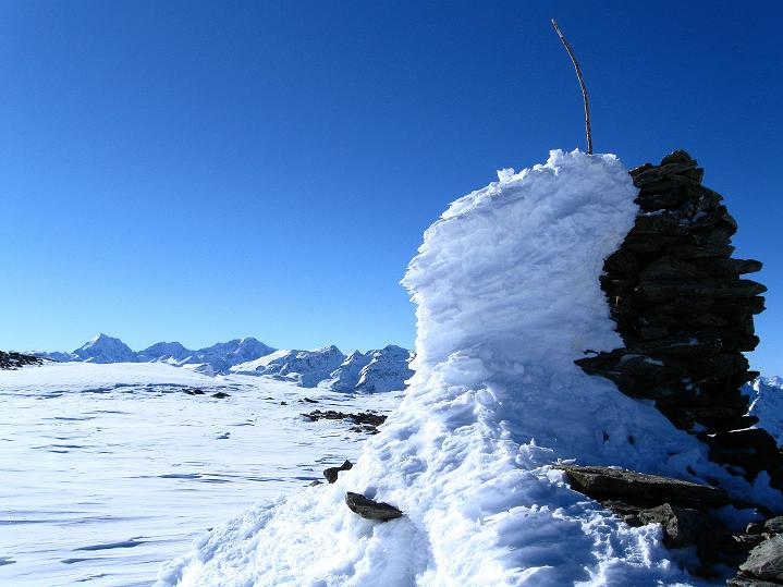 Foto: Andreas Koller / Ski Tour / Flimspitze (3113m) - Skidreitausender par excellence / 02.03.2009 19:26:17