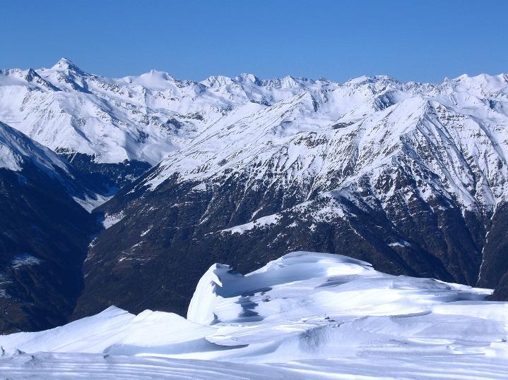 Foto: Andreas Koller / Ski Tour / Flimspitze (3113m) - Skidreitausender par excellence / Die Texelgruppe der Ötztaler Alpen / 02.03.2009 19:25:34