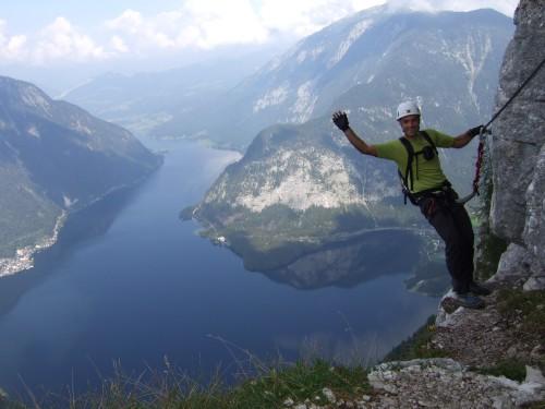 Klettersteig Seewand : Fotogalerie tourfotos fotos zur klettersteig tour Äußerer