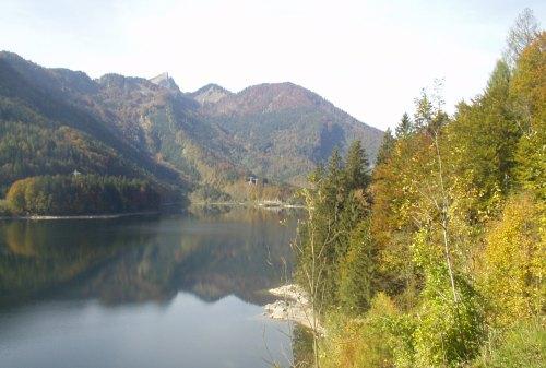 Foto: hofchri / Wander Tour / Schwarzensee-Umrundung (716 m) / 07.03.2009 12:11:07