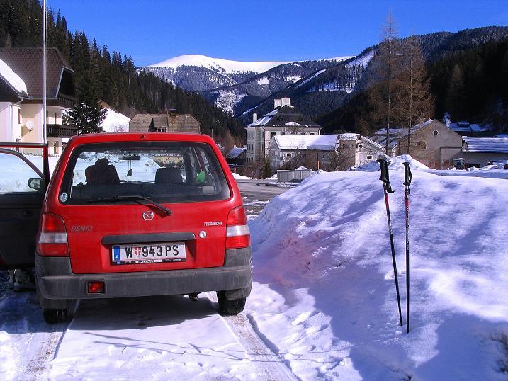 Foto: Andreas Koller / Skitour / Über den Geiger auf den Kilnprein (2408m) / Ausgangspunkt Turrach in der Steiermark / 11.03.2009 21:12:58