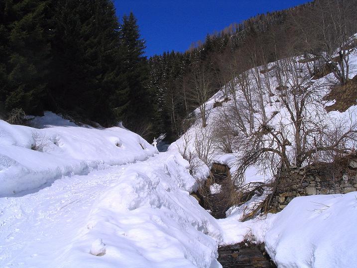 Foto: Andreas Koller / Skitour / Über den Geiger auf den Kilnprein (2408m) / 11.03.2009 21:12:40