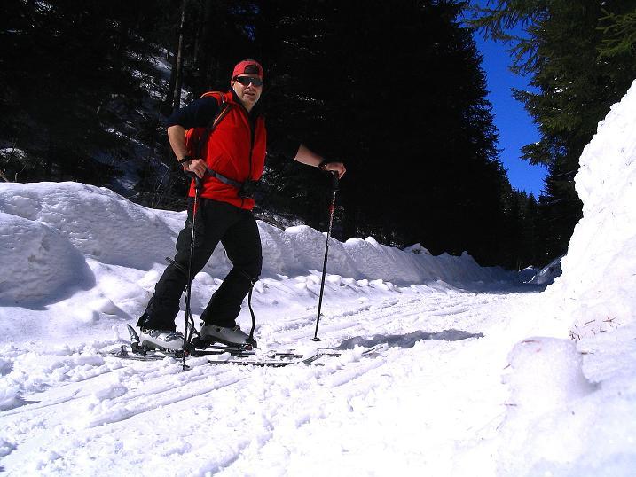 Foto: Andreas Koller / Skitour / Über den Geiger auf den Kilnprein (2408m) / 11.03.2009 21:12:12