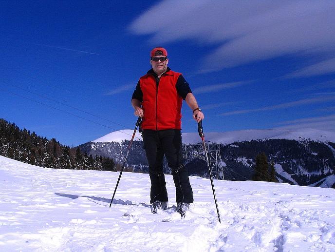 Foto: Andreas Koller / Skitour / Über den Geiger auf den Kilnprein (2408m) / 11.03.2009 21:10:08