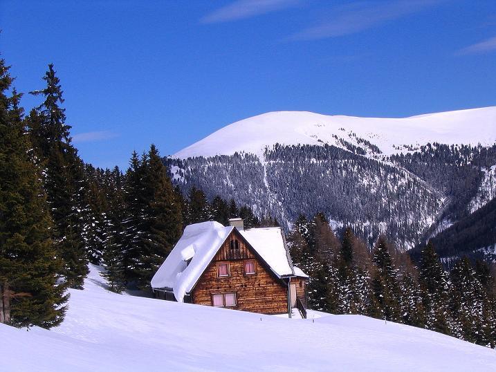 Foto: Andreas Koller / Skitour / Über den Geiger auf den Kilnprein (2408m) / Rosatinalpe / 11.03.2009 21:10:00