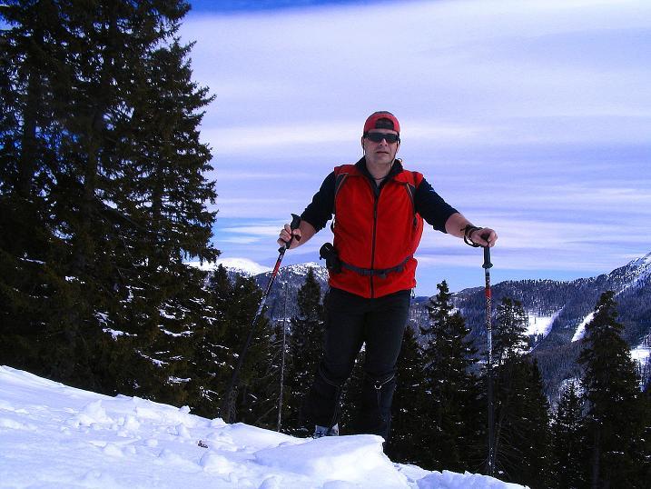 Foto: Andreas Koller / Skitour / Über den Geiger auf den Kilnprein (2408m) / 11.03.2009 21:09:29