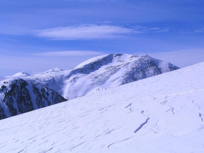 Foto: Andreas Koller / Skitour / Über den Geiger auf den Kilnprein (2408m) / 11.03.2009 21:08:41