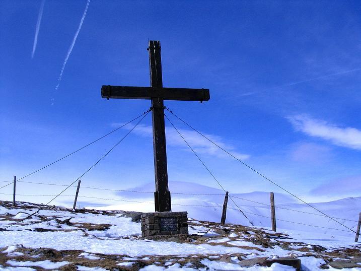 Foto: Andreas Koller / Skitour / Über den Geiger auf den Kilnprein (2408m) / Am Geiger / 11.03.2009 21:08:23