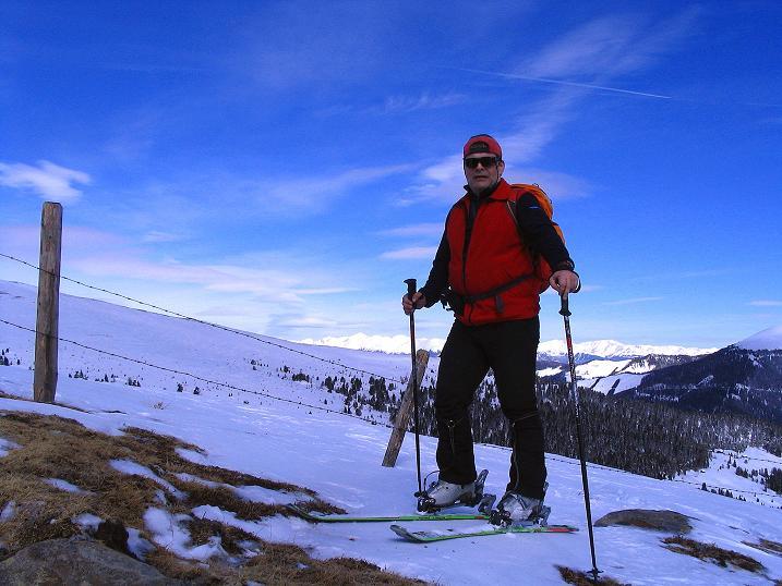 Foto: Andreas Koller / Skitour / Über den Geiger auf den Kilnprein (2408m) / 11.03.2009 21:08:08