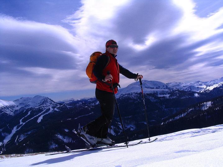 Foto: Andreas Koller / Skitour / Über den Geiger auf den Kilnprein (2408m) / 11.03.2009 21:05:40