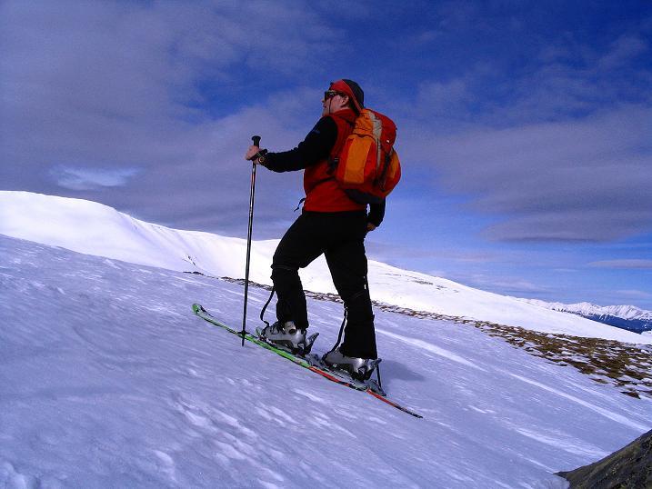 Foto: Andreas Koller / Skitour / Über den Geiger auf den Kilnprein (2408m) / 11.03.2009 21:05:22