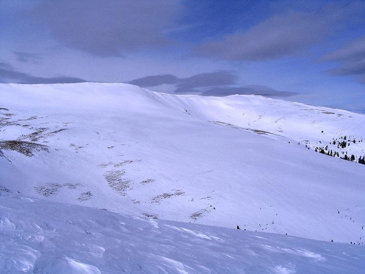 Foto: Andreas Koller / Skitour / Über den Geiger auf den Kilnprein (2408m) / Das weite Schönfeld / 11.03.2009 21:05:13