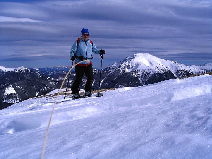 Foto: Andreas Koller / Skitour / Über den Geiger auf den Kilnprein (2408m) / 11.03.2009 21:04:53