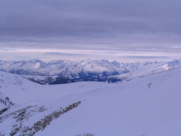 Foto: Andreas Koller / Skitour / Über den Geiger auf den Kilnprein (2408m) / Die Hohen Tauern / 11.03.2009 21:04:46