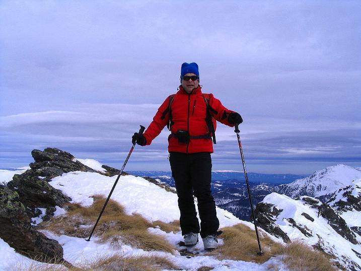 Foto: Andreas Koller / Skitour / Über den Geiger auf den Kilnprein (2408m) / 11.03.2009 21:02:28