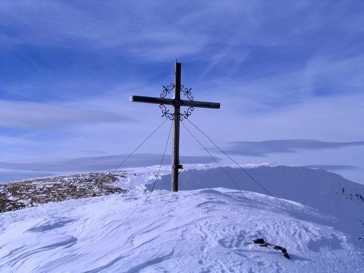 Foto: Andreas Koller / Skitour / Über den Geiger auf den Kilnprein (2408m) / Am Kilnprein / 11.03.2009 21:01:11