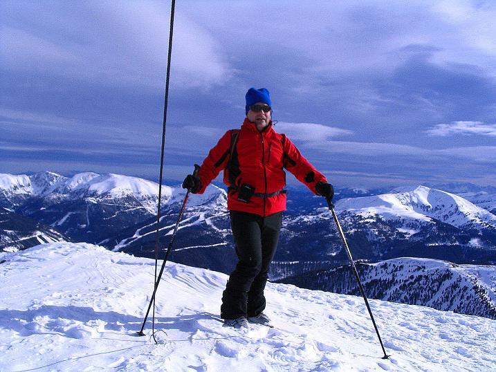 Foto: Andreas Koller / Skitour / Über den Geiger auf den Kilnprein (2408m) / 11.03.2009 21:00:51