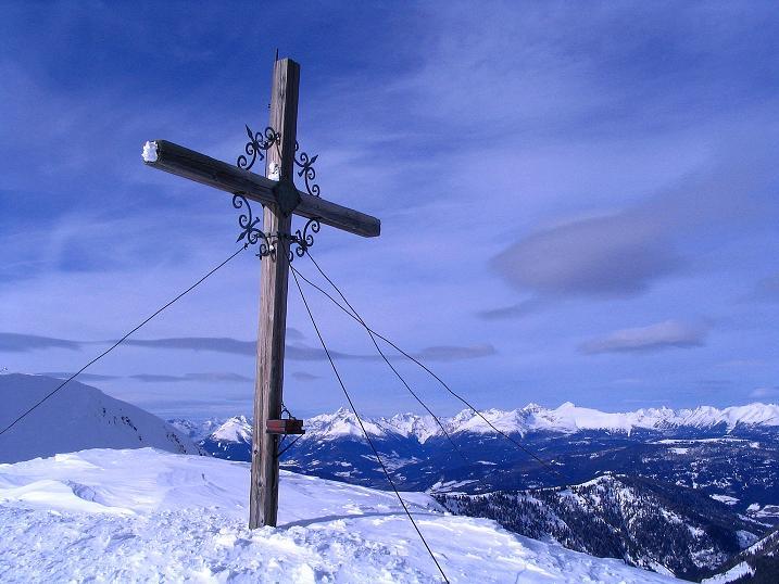 Foto: Andreas Koller / Skitour / Über den Geiger auf den Kilnprein (2408m) / 11.03.2009 21:00:44