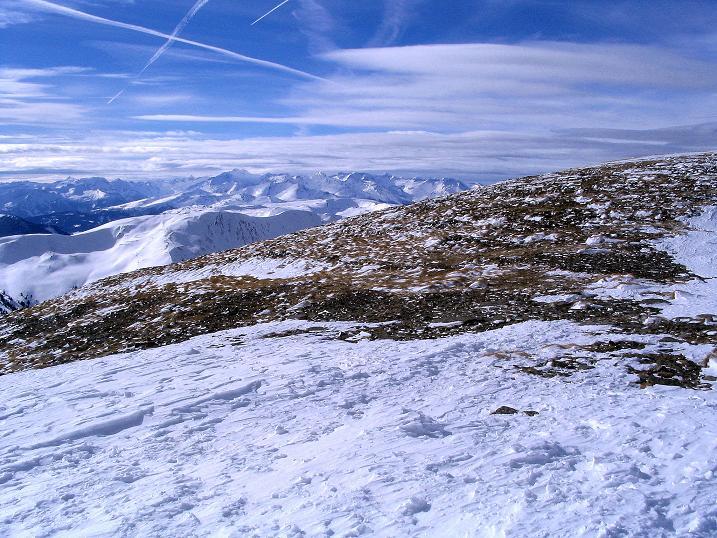 Foto: Andreas Koller / Skitour / Über den Geiger auf den Kilnprein (2408m) / Die Hohen Tauern im SW / 11.03.2009 21:00:35