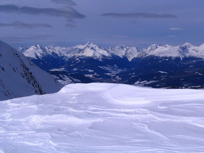 Foto: Andreas Koller / Skitour / Über den Geiger auf den Kilnprein (2408m) / Die Schladminger Tauern im N / 11.03.2009 21:00:09