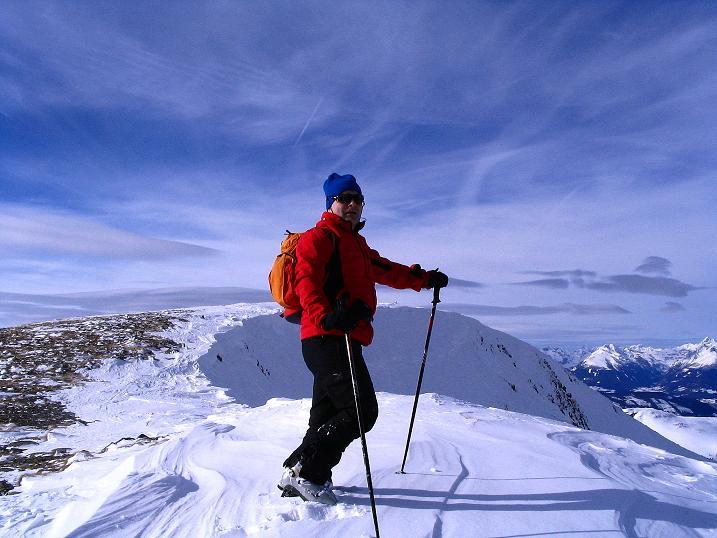 Foto: Andreas Koller / Skitour / Über den Geiger auf den Kilnprein (2408m) / 11.03.2009 20:59:45