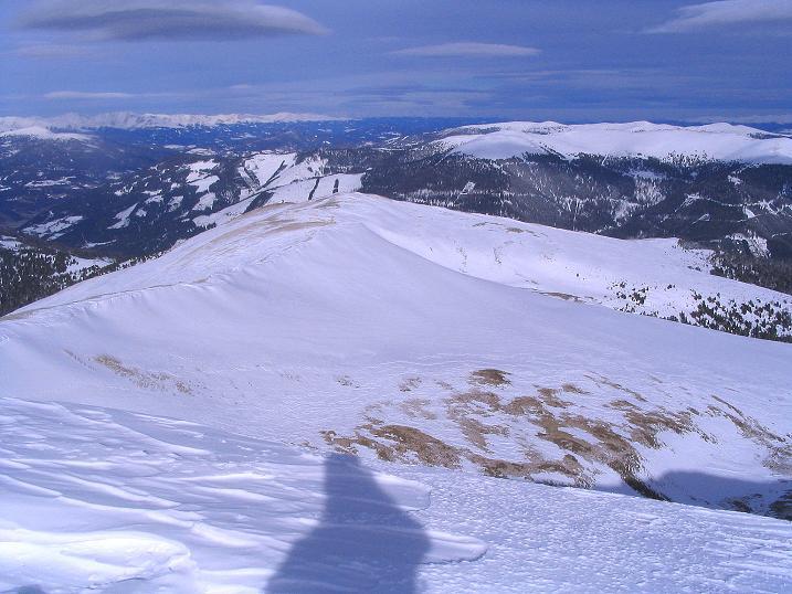 Foto: Andreas Koller / Skitour / Über den Geiger auf den Kilnprein (2408m) / 11.03.2009 20:58:13