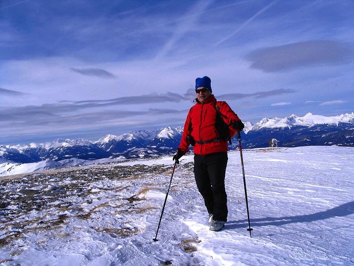 Foto: Andreas Koller / Skitour / Über den Geiger auf den Kilnprein (2408m) / 11.03.2009 20:58:03
