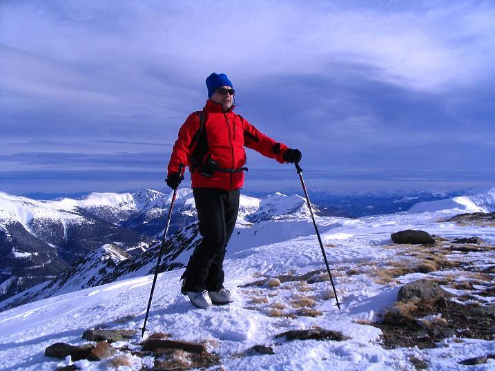 Foto: Andreas Koller / Skitour / Über den Geiger auf den Kilnprein (2408m) / 11.03.2009 20:56:20