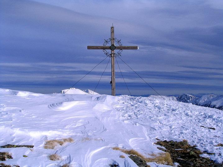 Foto: Andreas Koller / Skitour / Über den Geiger auf den Kilnprein (2408m) / 11.03.2009 20:56:13