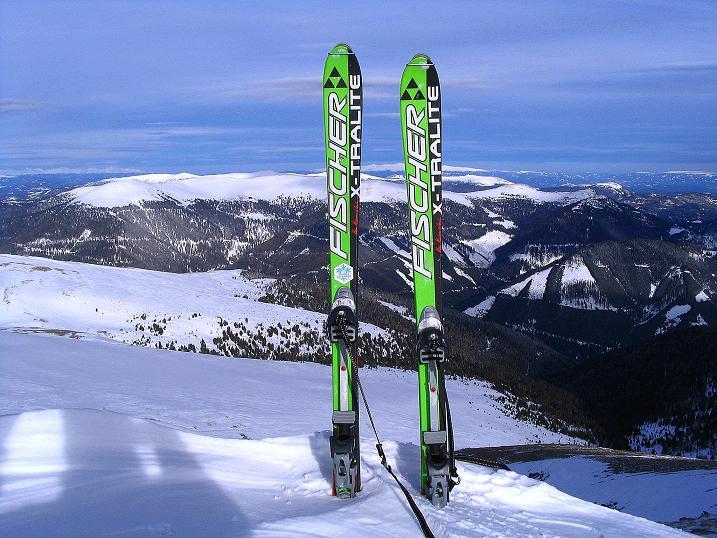 Foto: Andreas Koller / Skitour / Über den Geiger auf den Kilnprein (2408m) / 11.03.2009 20:53:55