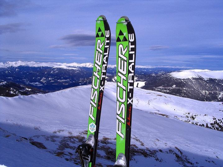 Foto: Andreas Koller / Skitour / Über den Geiger auf den Kilnprein (2408m) / 11.03.2009 20:53:37