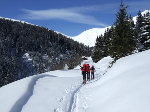 Foto: hofchri / Ski Tour / Kalkbretterkopf (2412m) von Angertal / 09.03.2009 20:04:48