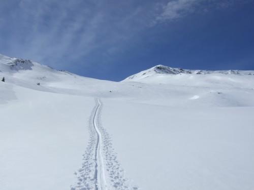 Foto: hofchri / Ski Tour / Kalkbretterkopf (2412m) von Angertal / 09.03.2009 20:05:24