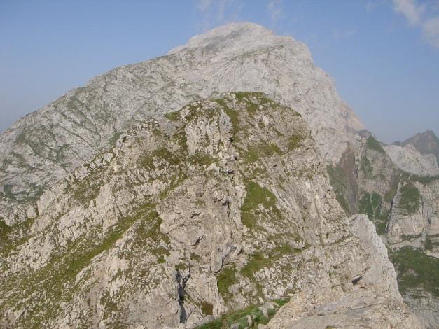 Foto: Manfred Karl / Klettersteig Tour / Cellon Via ferrata senza confine - Weg ohne Grenzen / Kollinkofel / 12.03.2009 21:38:28