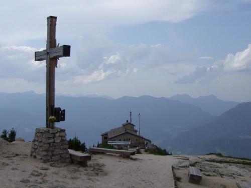 Foto: hofchri / Mountainbike Tour / Kehlstein (1837 m) von Berchtesgaden / toller Ausblick / 13.03.2009 19:36:37