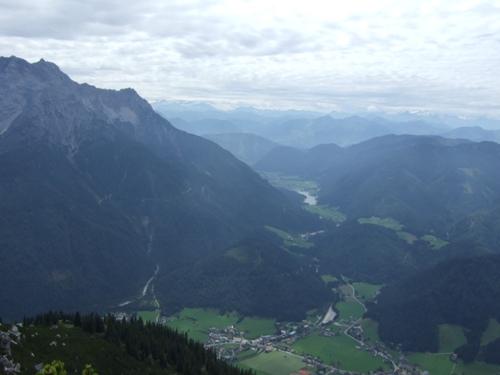 Foto: hofchri / Mountainbike Tour / Steinplatte (1869 m) und Loferer Alm (1496 m) / in wenigen Gehminuten am Gipfel / 13.03.2009 19:44:44