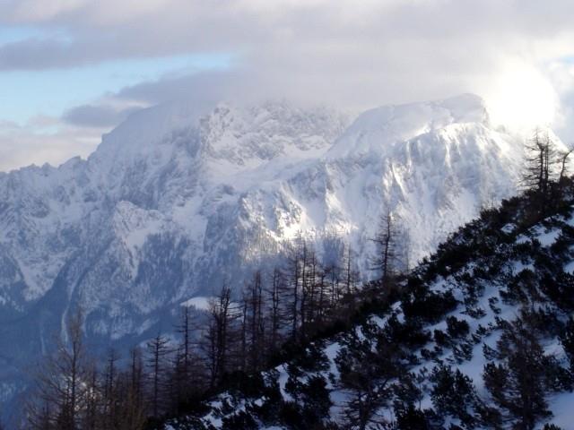 Foto: Manfred Karl / Ski Tour / Watzmann Gugl, 1801 m / Göllstock / 15.03.2009 06:50:53