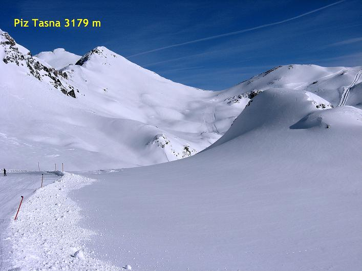 Foto: Andreas Koller / Ski Tour / Piz Tasna (3179m) und Piz Davo Lais (3027m) - Dreitausender über Scuol / 15.03.2009 18:33:22