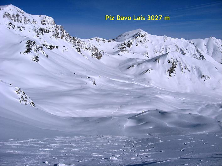 Foto: Andreas Koller / Ski Tour / Piz Tasna (3179m) und Piz Davo Lais (3027m) - Dreitausender über Scuol / 15.03.2009 18:33:03