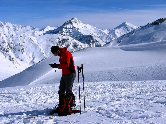 Foto: Andreas Koller / Ski Tour / Piz Tasna (3179m) und Piz Davo Lais (3027m) - Dreitausender über Scuol / 15.03.2009 18:32:32
